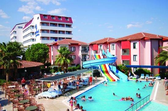 Бюджетные отели Турции