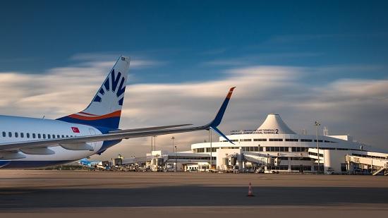 Анталия наращивает воздушный турпоток, 100 самолетов в день