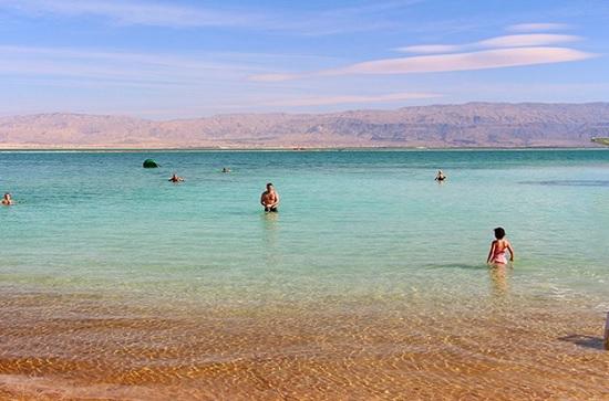 Мертвое море в Израиле -- ещё одно сокровище нации!