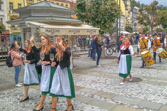 Почему стоит посетить Карловы Вары в Чехии?