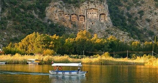 Экскурсия в заповедник Дальян из Мармариса –почувствуйте сближение с природой в Турции
