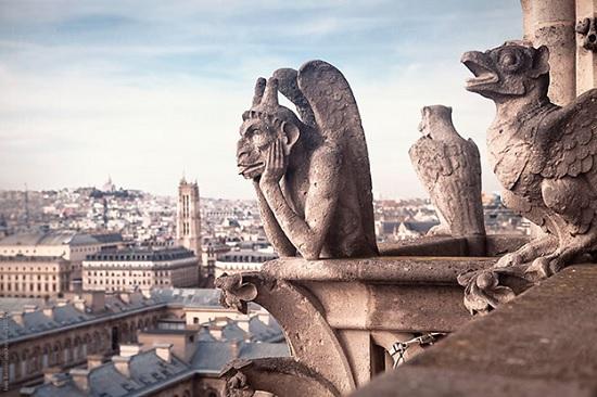 Экскурсия в Нотр-Дам-де-Пари или один из главных символов Франции