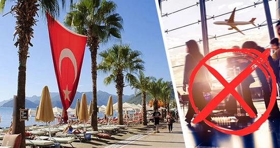 Слухи о возможном закрытии Турции всерьез обеспокоили туристов