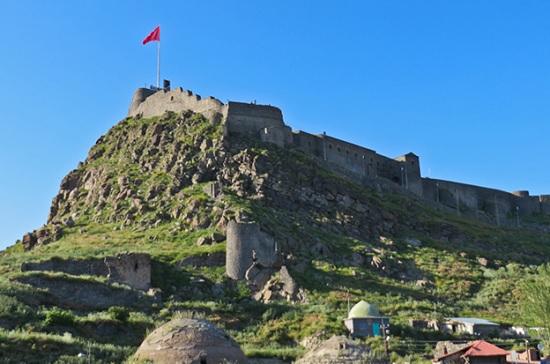 Осмотр города Карс и его крепости — ещё одна достопримечательность Турции