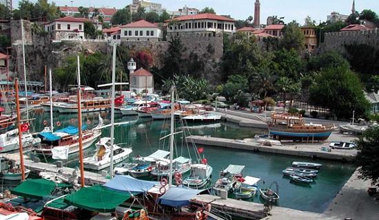 Путешествие в Старый город Анталии — окунитесь в прошлое Турции