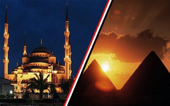 Жесткая конкуренция: Турция возмутились из-за вновь открывшегося Египта