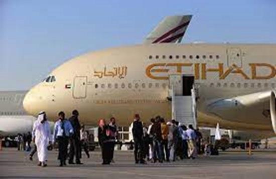 Авиакомпания Etihad обещает подарит в конце 2021 года 50 000 призов в честь 50-летия ОАЭ