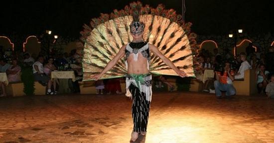Турецкая ночь в Мармарисе — окунитесь в атмосферу турецкой культуры и праздника