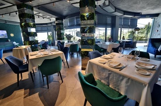 В Сочи после реконструкции снова открылся ресторан «Посейдон»