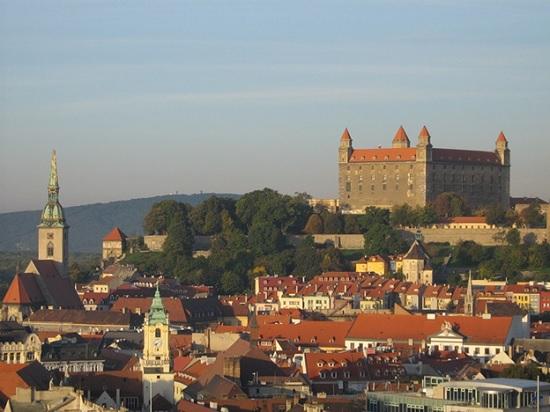 Прогулка по старому городу Братиславы — узнайте Словакию поближе