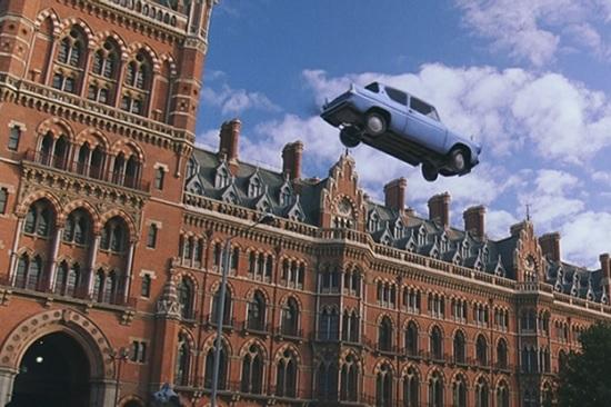 По стопам Гарри Поттера — необыкновенная экскурсия по Лондону