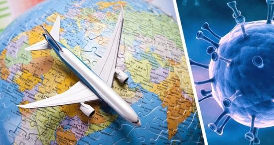 Опубликован полный список стран, куда можно поехать российским туристам