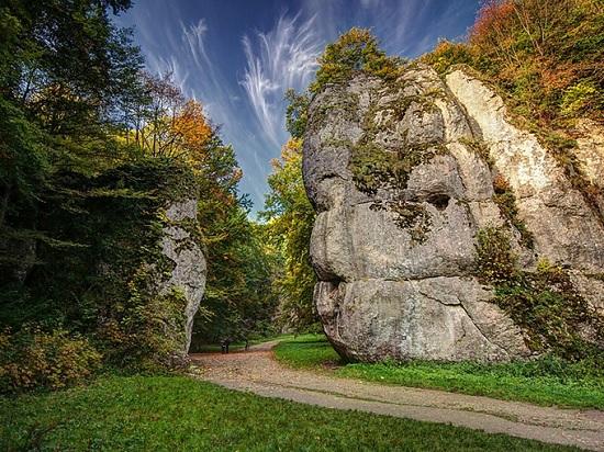 Ойцовский национальный парк —незабываемое место в Польше