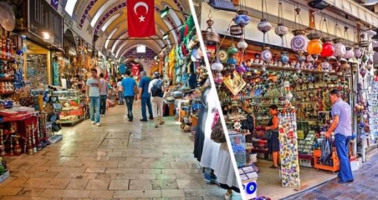 Туристы больше не желают приобретать вещи «втридорога» на турецких рынках