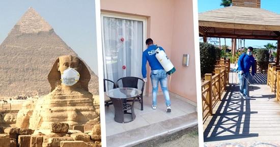 Перед прибытием туристов из России правительство Египта закрыло еще один отель 5*
