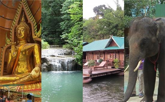 Путешествие на реку Квай в Таиланде — стоит увидеть своими глазами