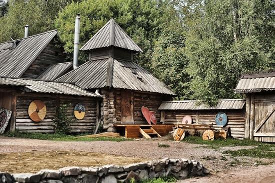 Деревня викингов — почувствуйте себя завоевателем в Эстонии