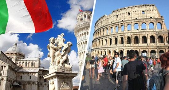 На Италию резко увеличился спрос: теперь Колизей в Риме принимает ежедневно по 8 тысяч туристов