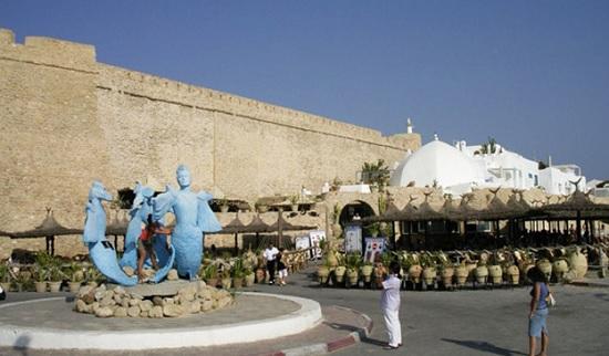 Экскурсия по Хаммамету в Тунисе — посмотрите на город во всей красе