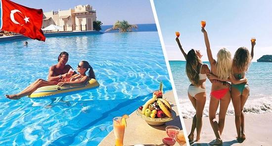 Объявлена ценовая политика в отель LUJO на курорте Бордум для богатых туристов