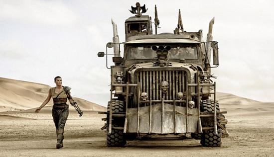 13 машин из фильма «Безумный Макс: Дорога ярости» продадут на аукционе
