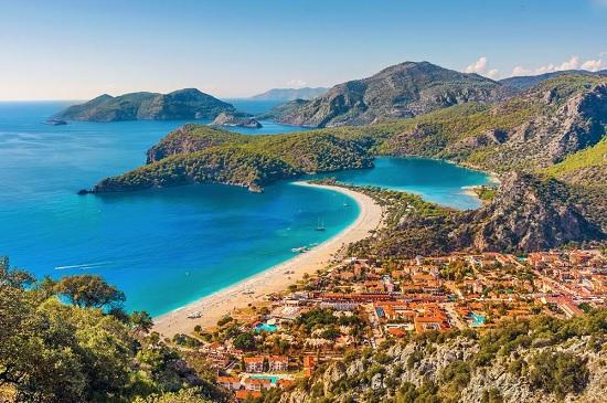Лучшие курорты Турции на Эгейском море