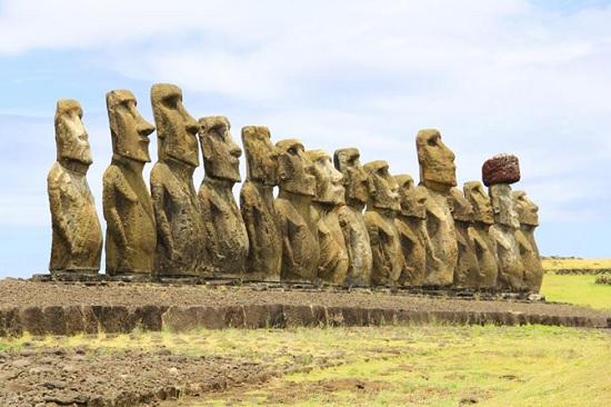 Остров Пасхи —узнайте истории и легенды древности на островке Чили
