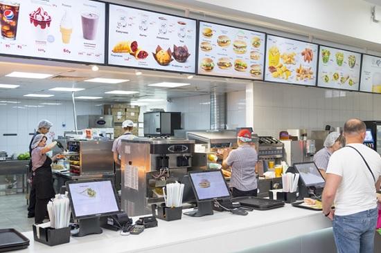 В Крыму открыли свой местный «Макдональдс»