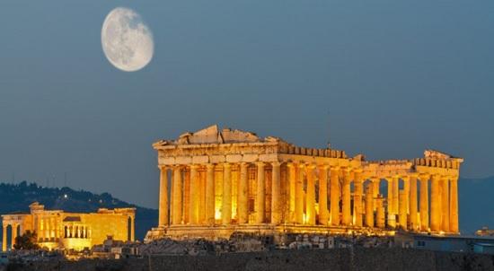 Легендарный город Афины — история и легенды Греции