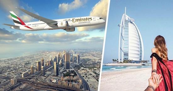Обвале цен на перелеты в ОАЭ: началось ранее бронирование авиабилетов