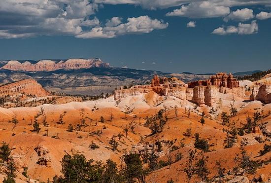 Национальный парк Брайс каньон - удивительное место в США