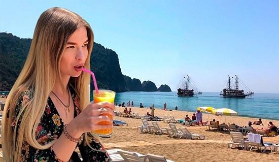 В Турции названы лидирующие страны по посещению курортов