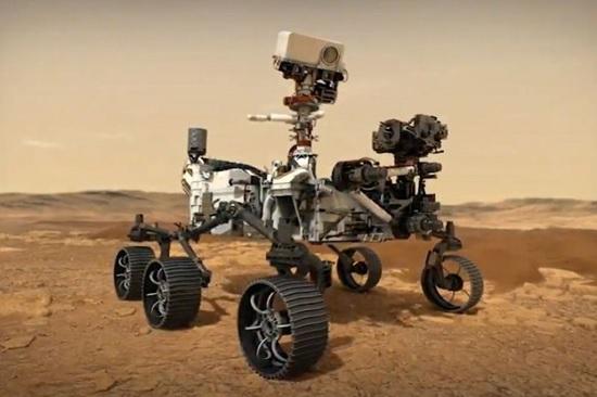 Марсоход нашёл место для жизни на Марсе