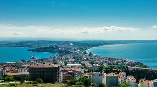 Неизведанные пляжи Турции со стороны Черного моря