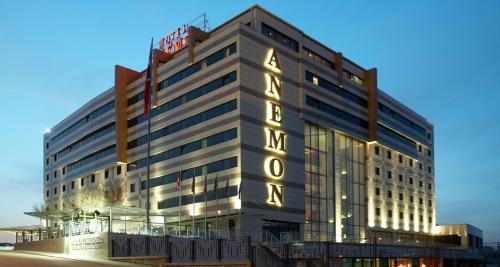 отель Anemon Eskişehir