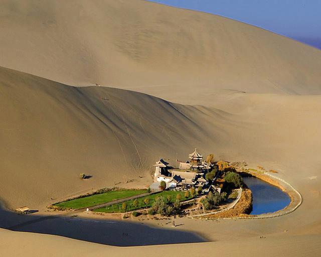 пустыня гоби в китае