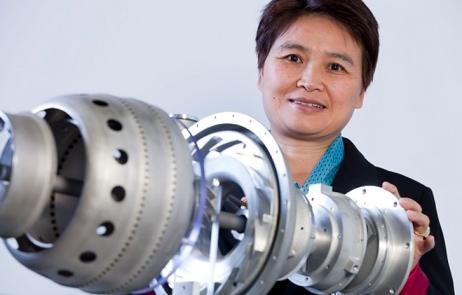 двигатель, напечатанный на 3D-принтере