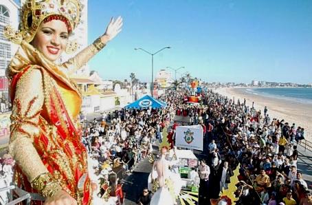 карнавал в мексике