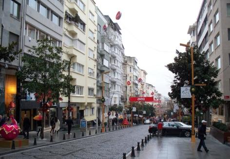 улица Абди Ипекчи
