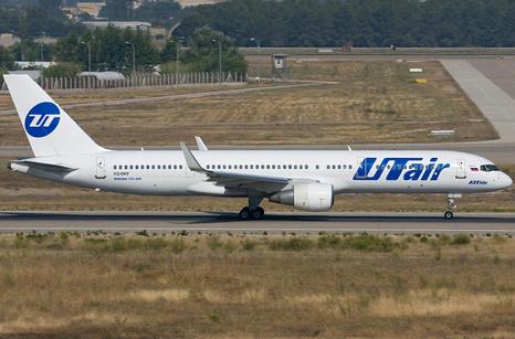 """Boeing 757-200 авиакомпании """"ЮтЭйр"""