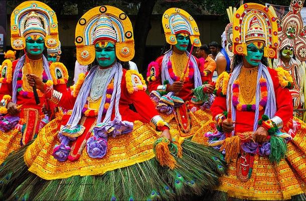 В сентябре в Индии начинается фестиваль Онам