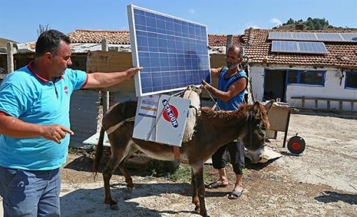 пастухи в восторге от новых передвижных зарядных станций