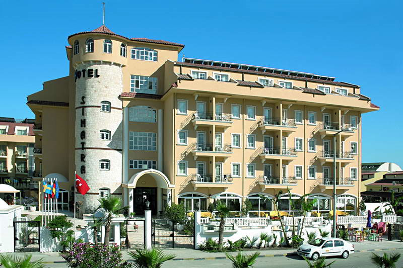 Sinatra Hotel Kemer фото