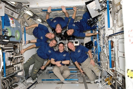 800px-STS-123_crew_onboard_the_ISS
