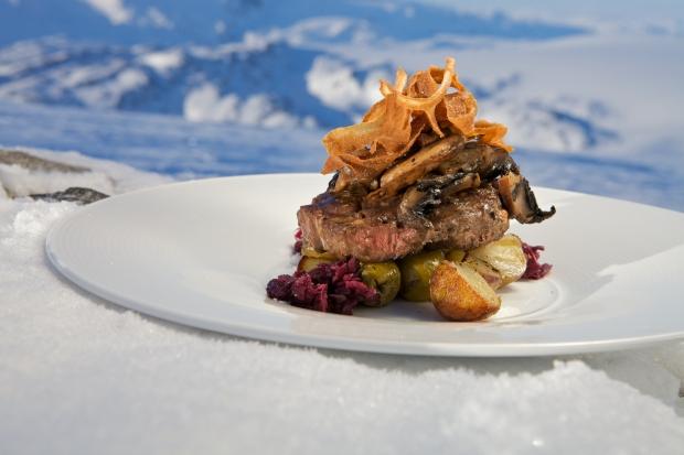 в гренландии можно отведать блюдо из мяса кита