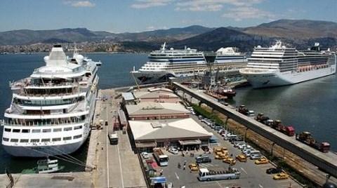 порт Измира Алсанджак