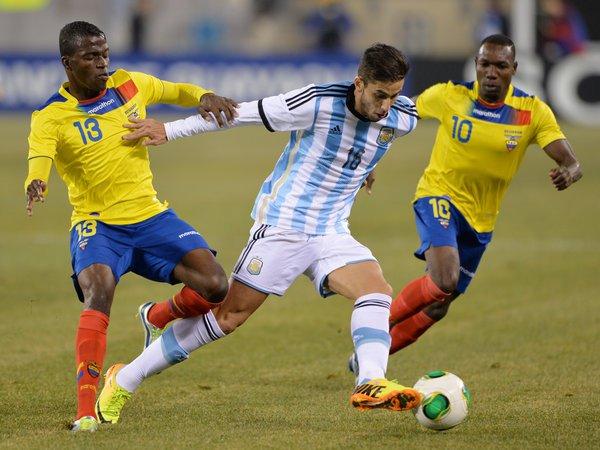 Отборочный матч эквадор аргентина смотреть матч
