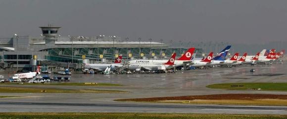аэропорт им. Ататюрка
