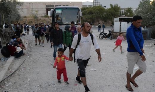 СМИ: закрытие Венгрией границы вынудит беженцев идти по районам Хорватии с минными полями