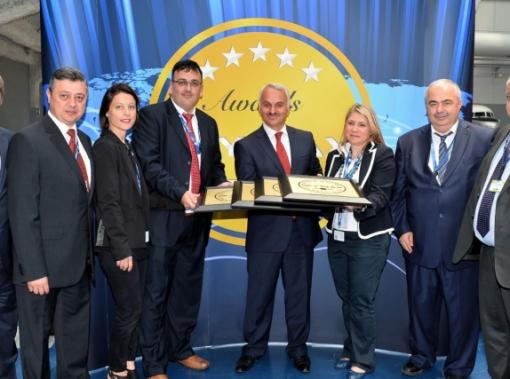 турецкие авиалинии собирают награды